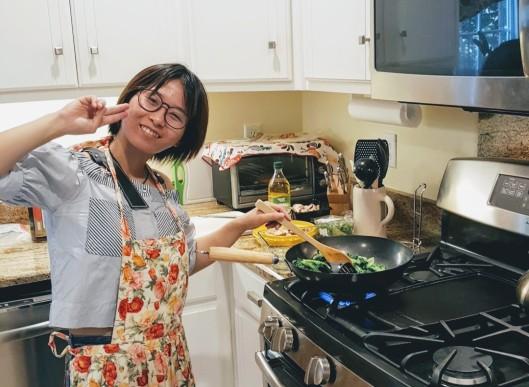 Yawei cooking