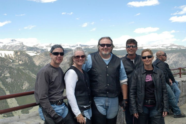 Pat beartooth pass group