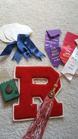 track ribbons